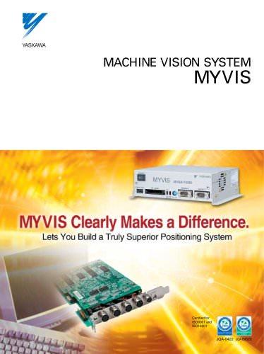 MACHINE VISION SYSTEM MYVIS YV250