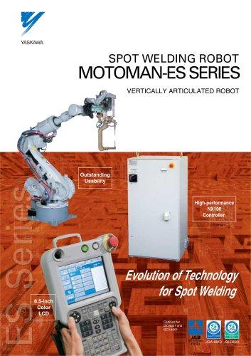 SPOT WELDING ROBOT MOTOMAN-ES SERIES