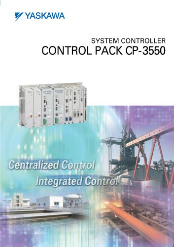 SYSTEM CONTROLLER CONTROL PACK CP-3550