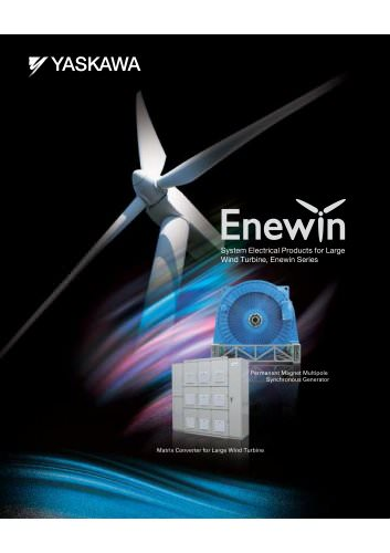 System Electrical Products for Large Wind Turbine,Enewin Series