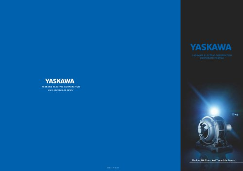 YASKAWA ELECTRIC CORPORATION