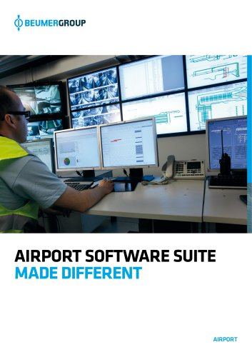 AIRPORT SOFTWARE SUITE