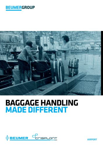 Baggage Handling Made different