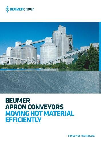 BEUMER Apron Conveyor