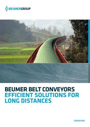 BEUMER Belt Conveyors