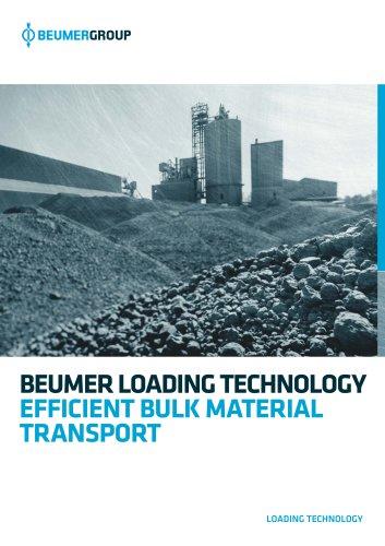 BEUMER Loading Technology for Bulk Material
