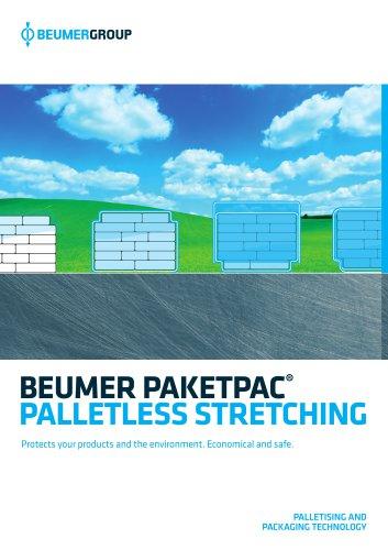 BEUMER paketpac® Palletless Stretching