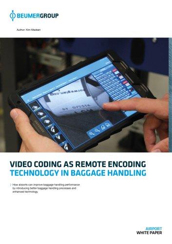 BEUMER Remote Encoding