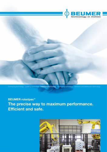 BEUMER robotpac® Overall Brochure