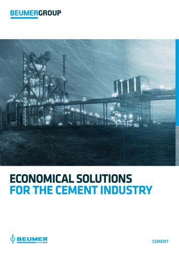 BEUMER Solutions for the Cement Industry
