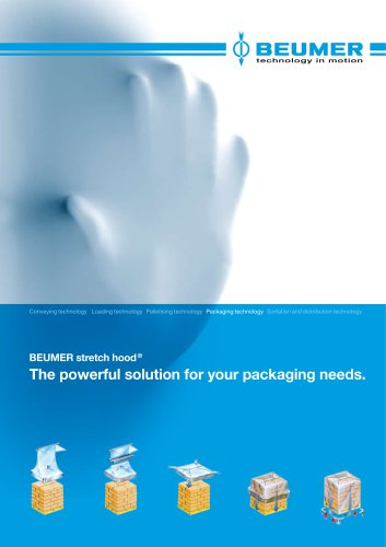 BEUMER stretch hood® Overall Brochure