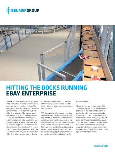 Case Study: eBay Enterprise