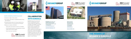The Power of BEUMER and Eurosilo