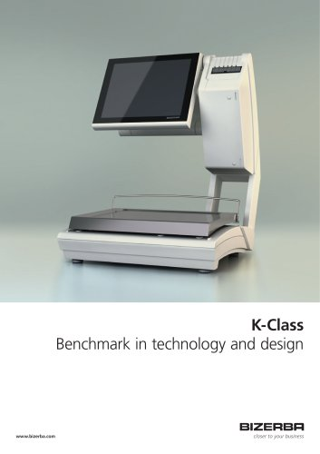 K-Class Brochure