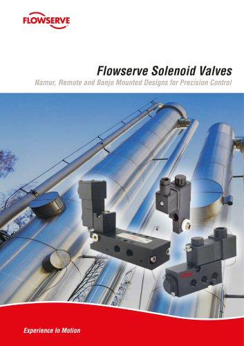 Flowserve Solenoid Valves - FLOWSERVE - PDF Catalogs