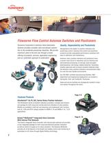 Rotary Switches and Positioners - FLOWSERVE - PDF Catalogs | Technical  Documentation | BrochureCatalogs Directindustry