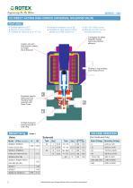 2 way Direct acting High Orifice solenoid valve - 2