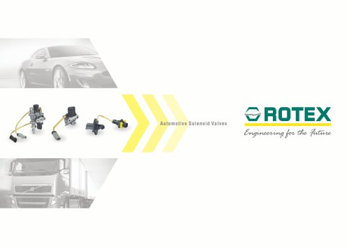 Automative Solenoide valves