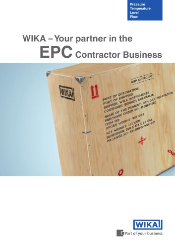 EPC Contractor Business