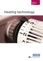Heating technology