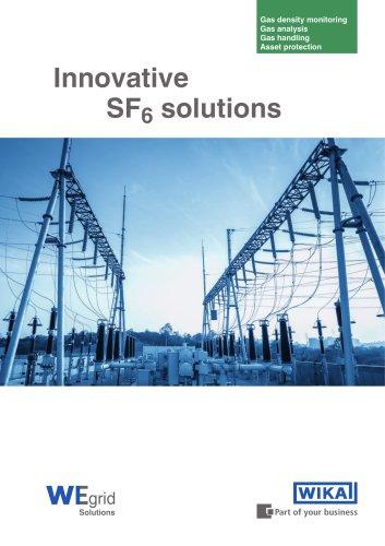 Innovative SF6 solutions
