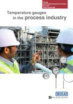 Strumenti di misura della temperatura nell'industria di processo