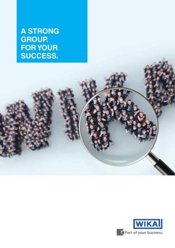 WIKA image brochure