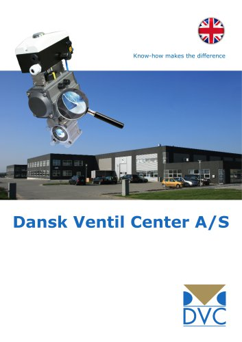 Dansk Ventil Center A/S Profile