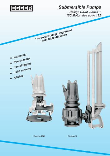 Egger Submersible pumps