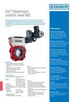 New Iris® Flow Control Valve IBS