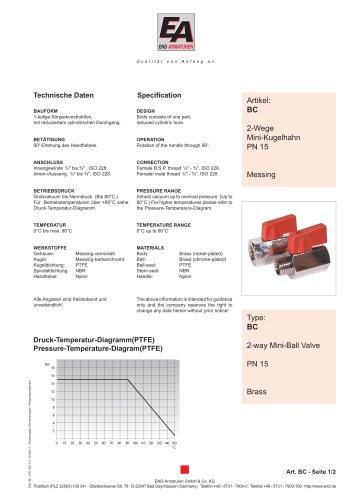 Data sheet BC
