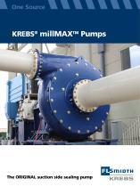 KREBS® millMAXTM Pumps