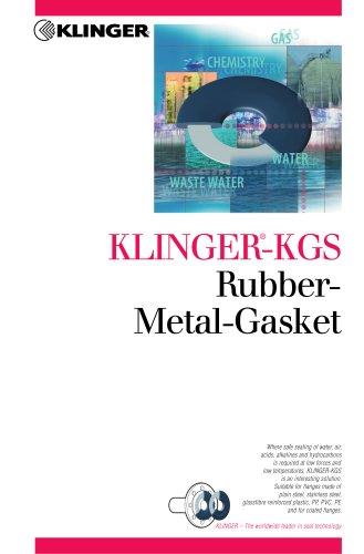 KLINGER Rubber-Metal-Gasket Catalog