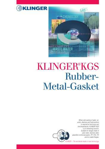 Rubber- Metal-Gasket
