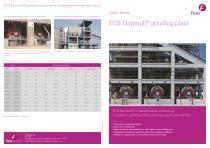 FCB Horomill® grinding plant