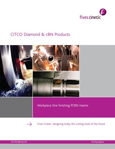 CITCO & Gardner Diamond PCBN