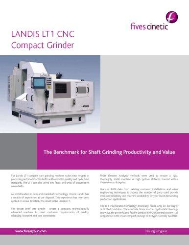 LT1 CNC Camshaft Grinders