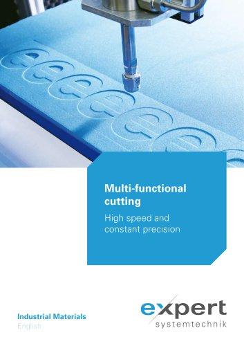 cut expert compactjet - Multi functional cutting Industrial Materials