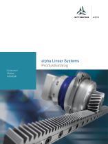alpha Linear Systems