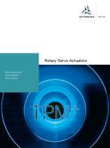 Rotary Servo Actuators