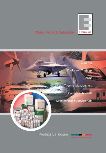 Electrolube Product Catalogue