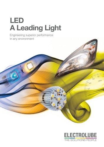 LED A Leading Light (electrolube LED solutions)