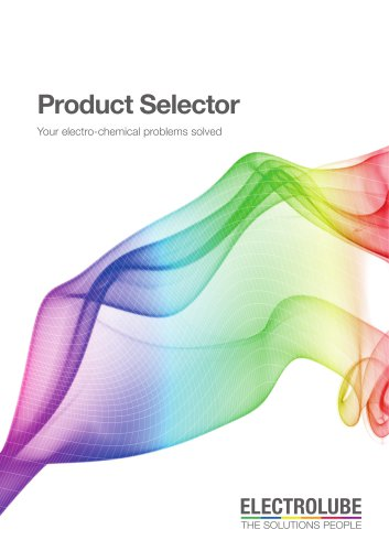 Product Selector Chart