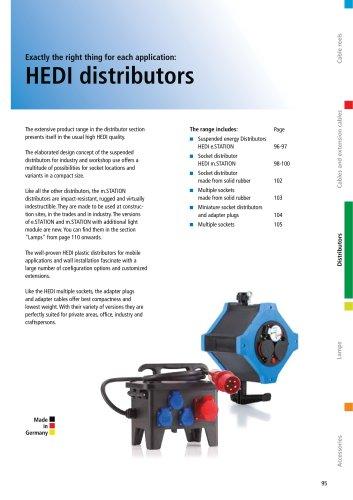 HEDI distributors