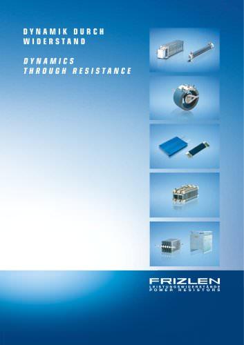 Power resistors survey