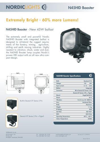 N45HID Booster