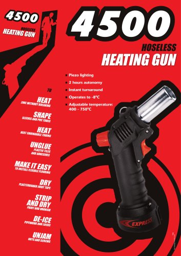 Heating Gun 4500
