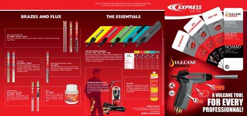 Sales Argumentation Vulcane Express'kits