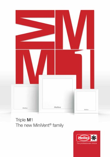 Triple M1 MiniVent Family