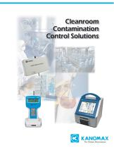 Kanomax Cleanroom Contamination Control Solutions 2014